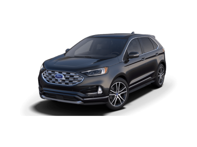 New 2019 Ford Edge Titanium SUV For Sale/Lease Kerrville TX
